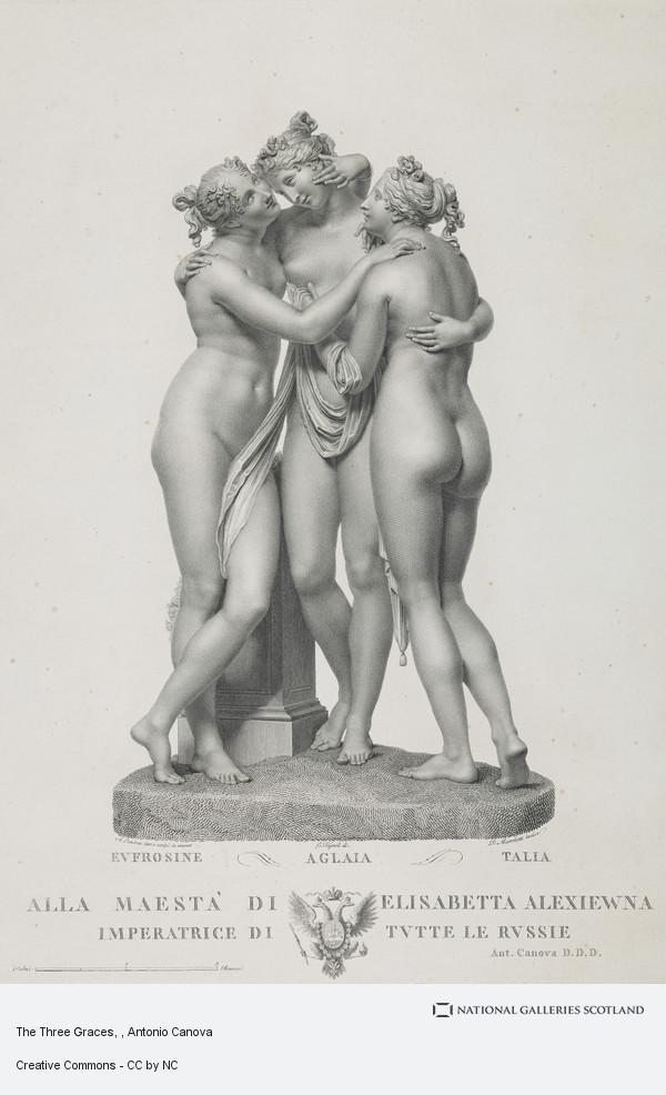 Antonio Canova, The Three Graces