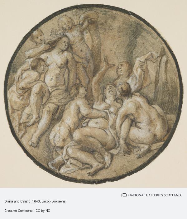 Jacob Jordaens, Diana and Calisto