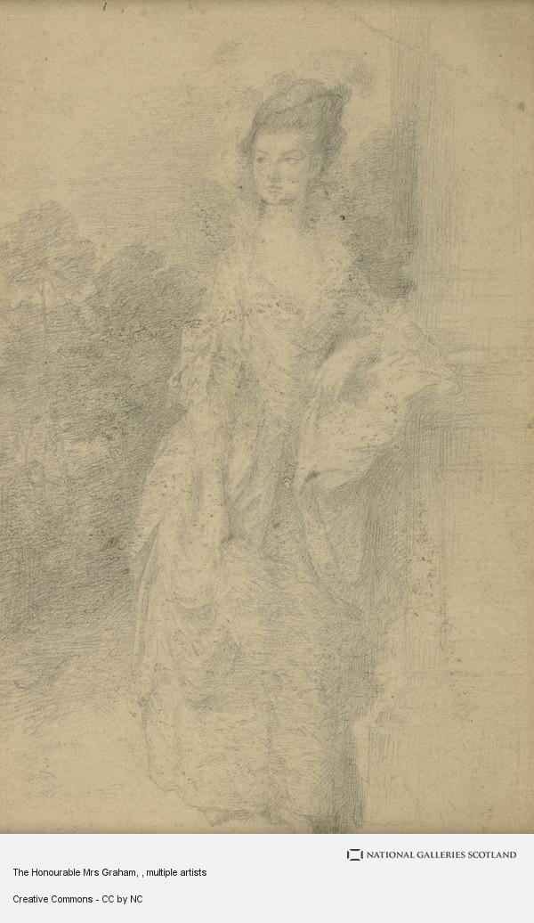 William McTaggart, The Honourable Mrs Graham