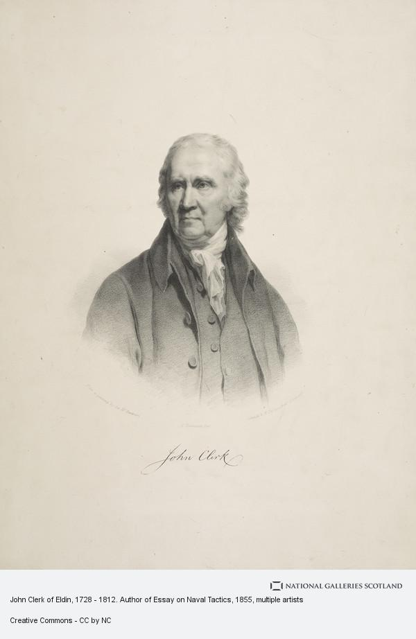 john clerk of eldin essay on naval tactics
