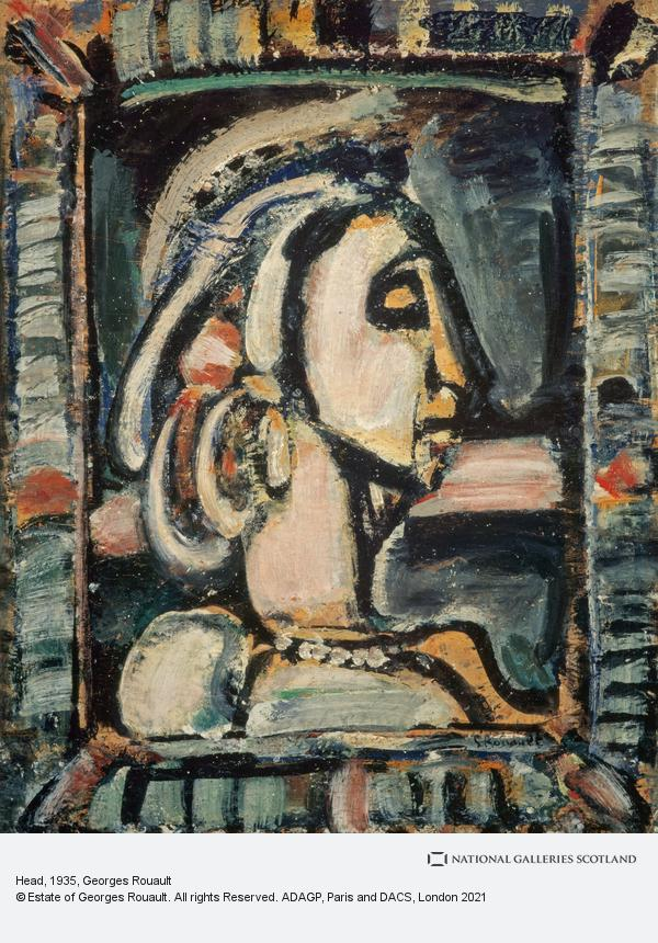 Georges Rouault, Head