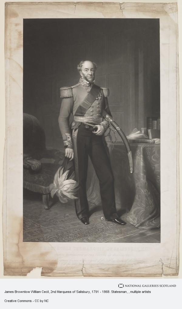 Jean Ferdinand Joubert, Marquess of Salisbury