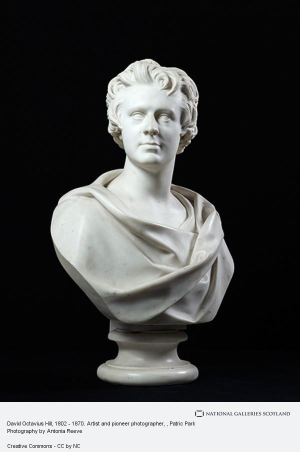 Patric Park, David Octavius Hill, 1802 - 1870. Artist and pioneer photographer