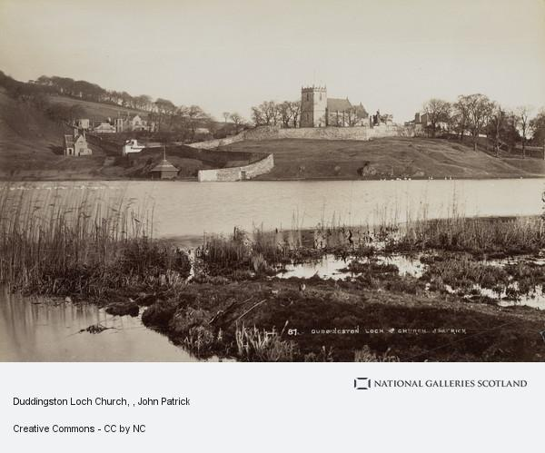 John Patrick, Duddingston Loch Church