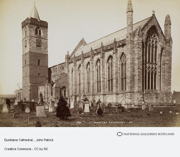John Patrick, Dunblane Cathedral