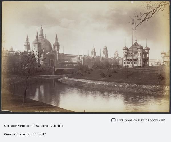 James Valentine, Glasgow Exhibition