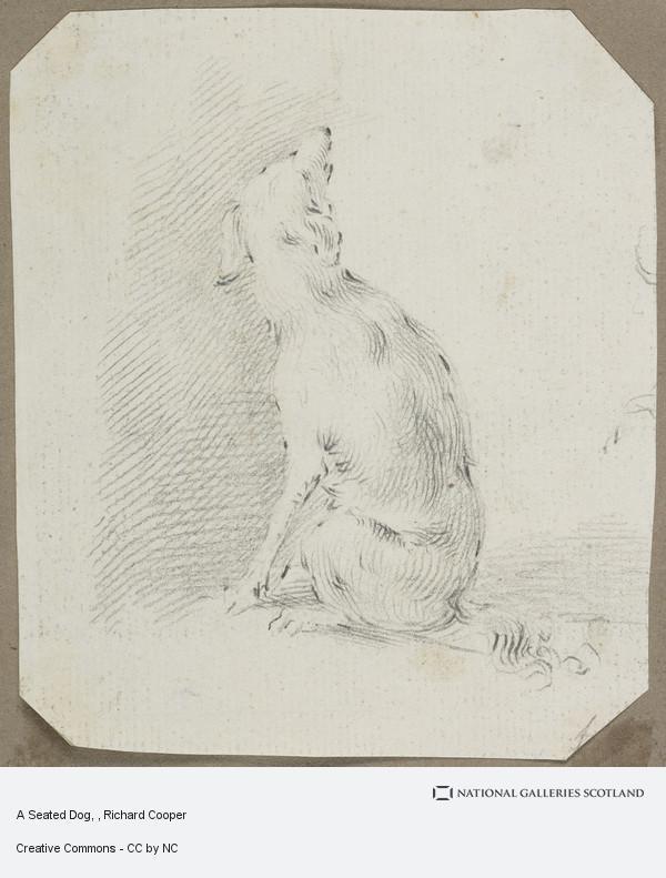 Richard Cooper, A Seated Dog