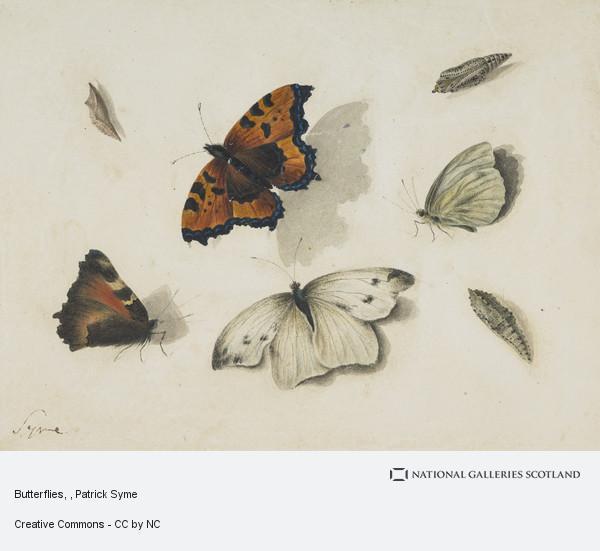 Patrick Syme, Butterflies