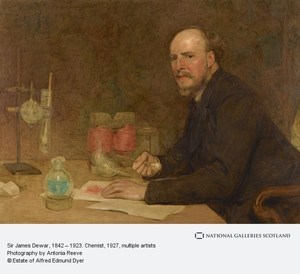 Alfred Edmund Dyer, Sir James Dewar, 1842 – 1923. Chemist