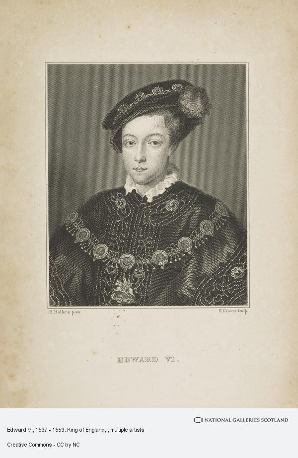 Robert Graves, Edward VI, 1537 - 1553. King of England