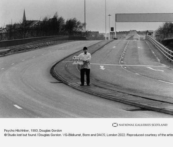 Douglas Gordon, Psycho Hitchhiker