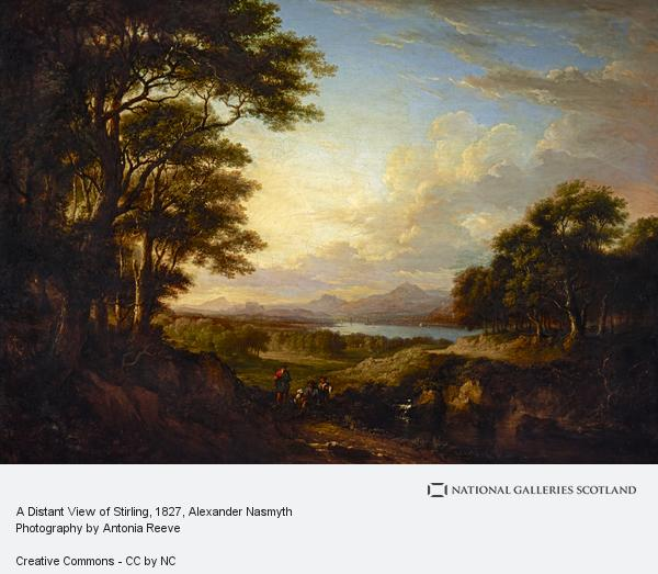 Alexander Nasmyth, A Distant View of Stirling