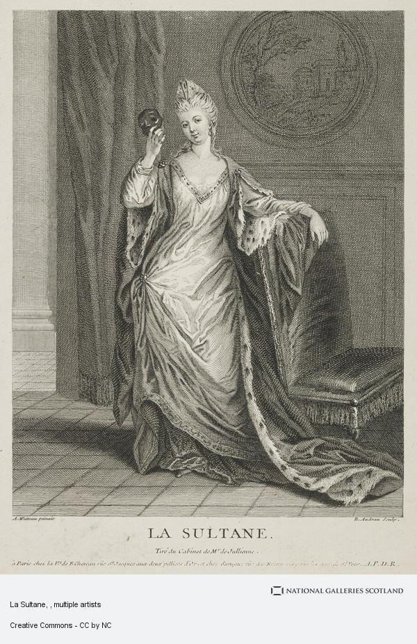 Benoit Audran, La Sultane