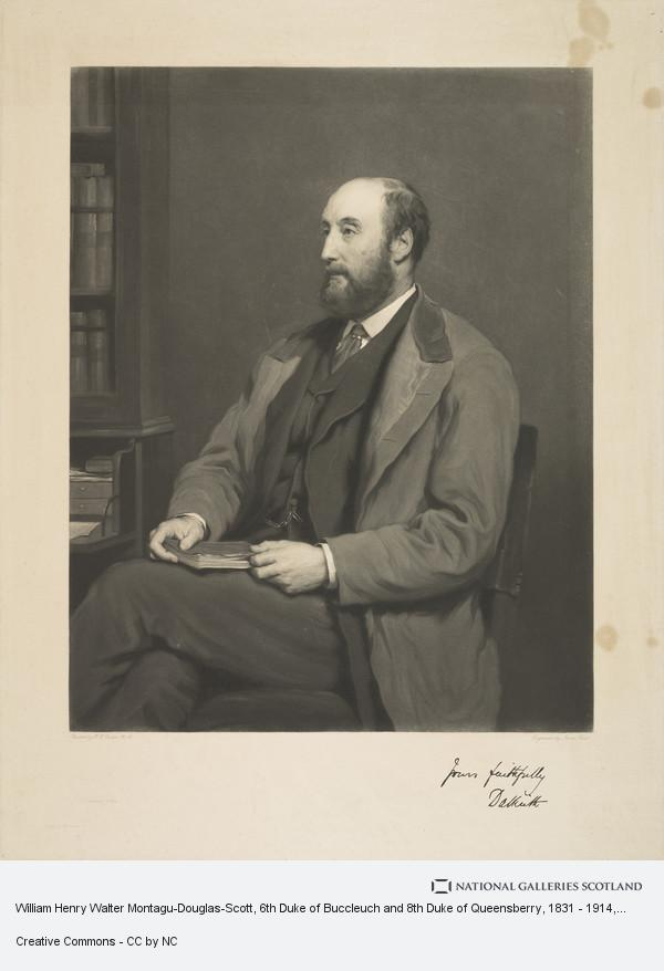 James Faed, William Henry Walter Montagu-Douglas-Scott, 6th Duke of Buccleuch and 8th Duke of Queensberry, 1831 - 1914