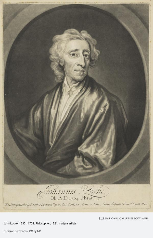John Smith, John Locke, 1632 - 1704. Philosopher