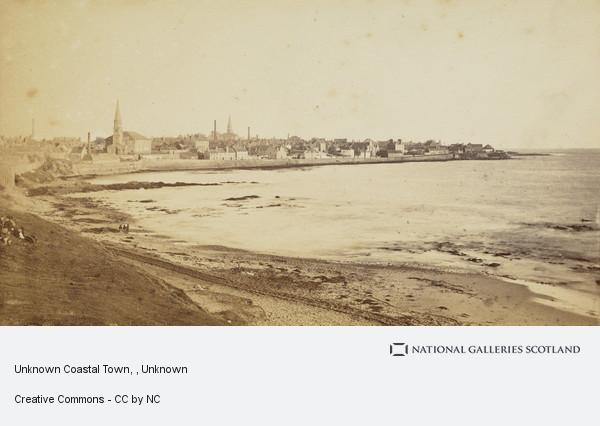 Unknown Coastal Town | National Galleries of Scotland