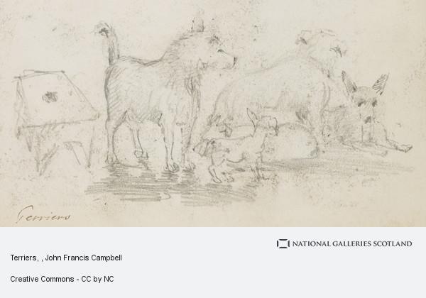 John Francis Campbell, Terriers