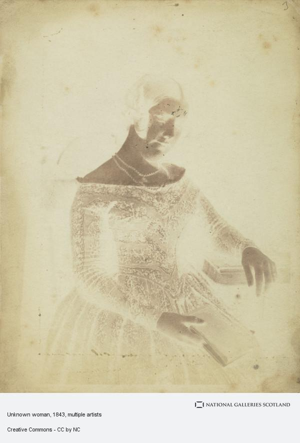 David Octavius Hill, Unknown woman