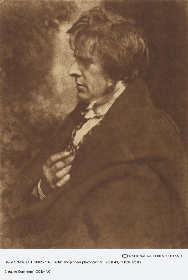 David Octavius Hill, David Octavius Hill, 1802 - 1870. Artist and pioneer photographer [w]