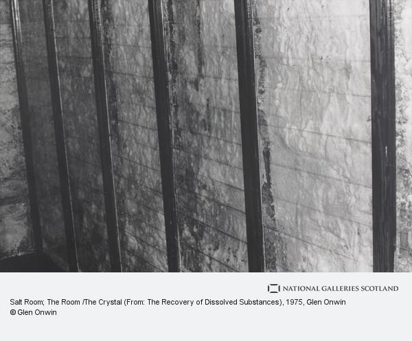 Glen Onwin, Salt Room; The Room /The Crystal (From: The Recovery of Dissolved Substances)