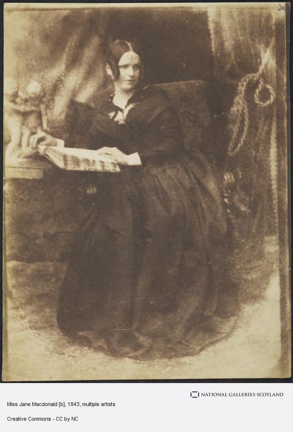 David Octavius Hill, Miss Jane Macdonald [b]