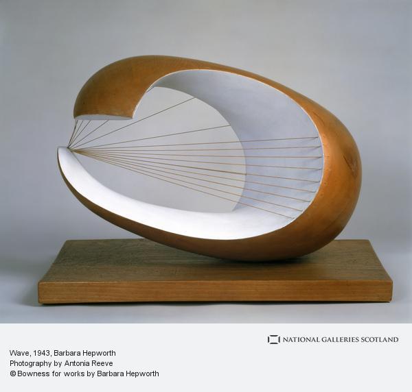Dame Barbara Hepworth, Wave (1943 - 1944)