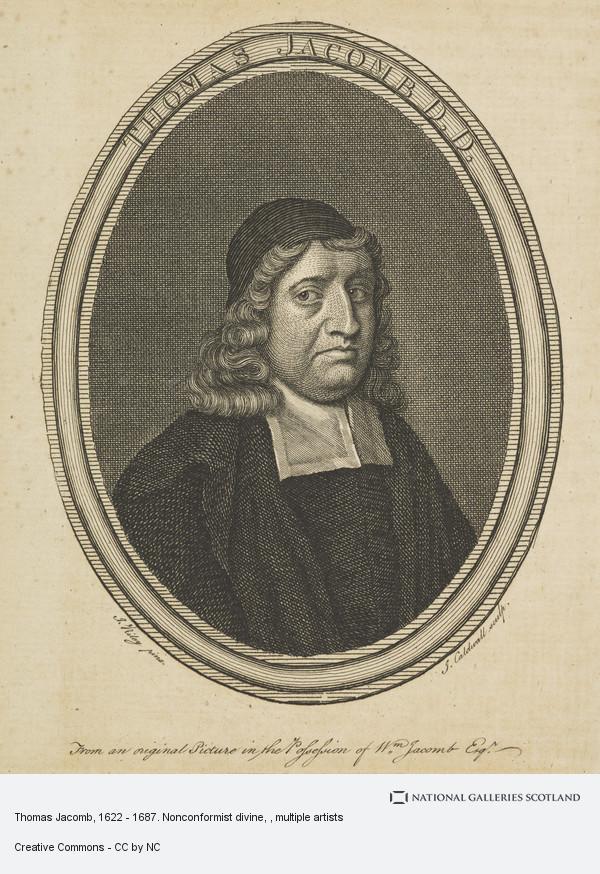 James Caldwell, Thomas Jacomb, 1622 - 1687. Nonconformist divine