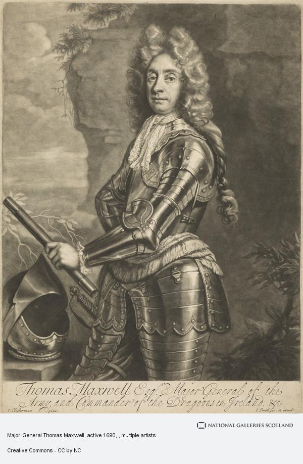 John Smith, Major-General Thomas Maxwell, fl. 1690