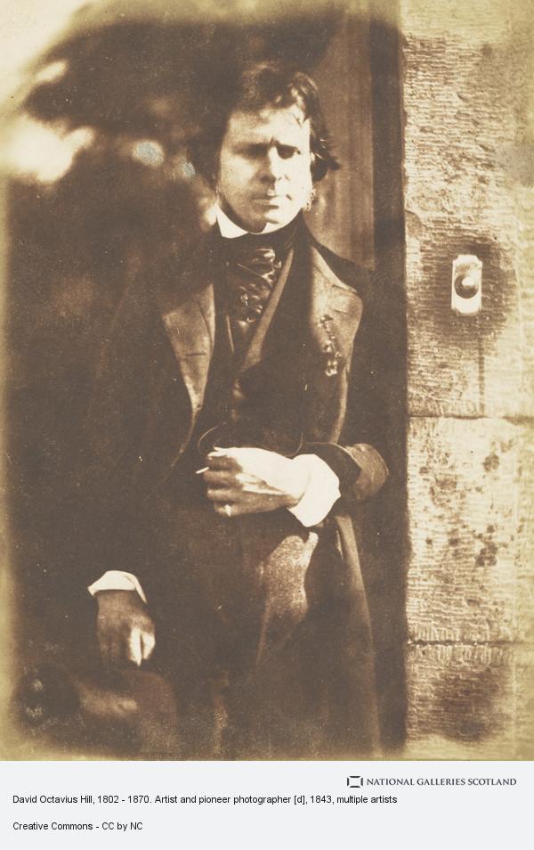 Robert Adamson, David Octavius Hill, 1802 - 1870. Artist and pioneer photographer [d]