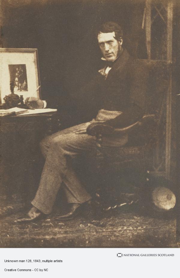 David Octavius Hill, Unknown man 128