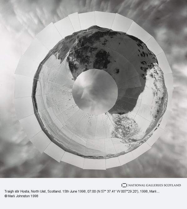 Mark Johnston, Traigh stir Hosta, North Uist, Scotland. 15th June 1998, 07:00 (N 57° 37.41' W 007°29.20')