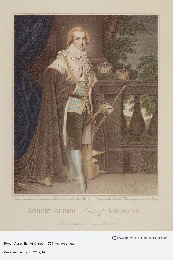 Caroline Watson, Robert Auriol, Earl of Kinnoull