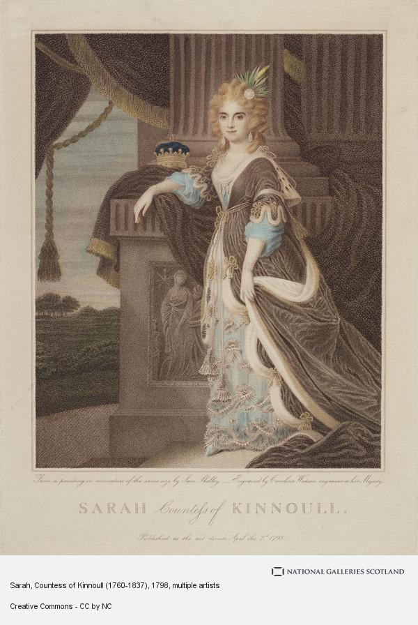 Caroline Watson, Sarah, Countess of Kinnoull (1760-1837)