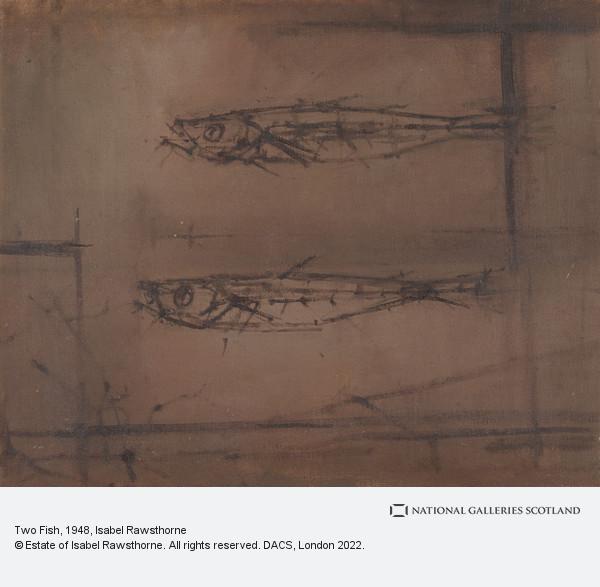 Isabel Rawsthorne, Two Fish