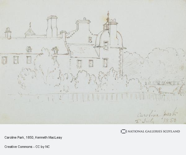 Kenneth Macleay, Caroline Park