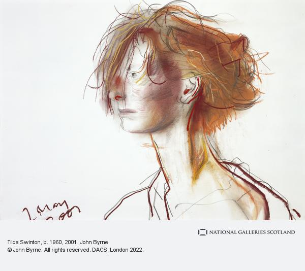 John Byrne, Tilda Swinton, b. 1960 (2001)