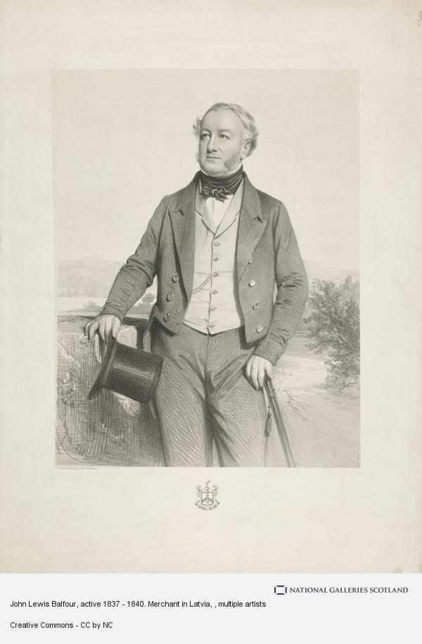 M. & N. Hanhart, John Lewis Balfour