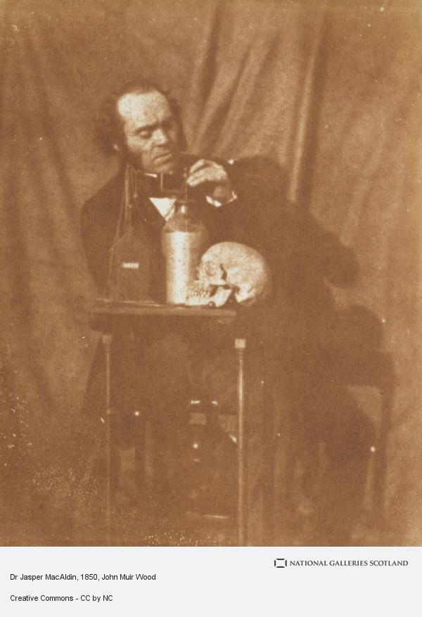 John Muir Wood, Dr Jasper MacAldin