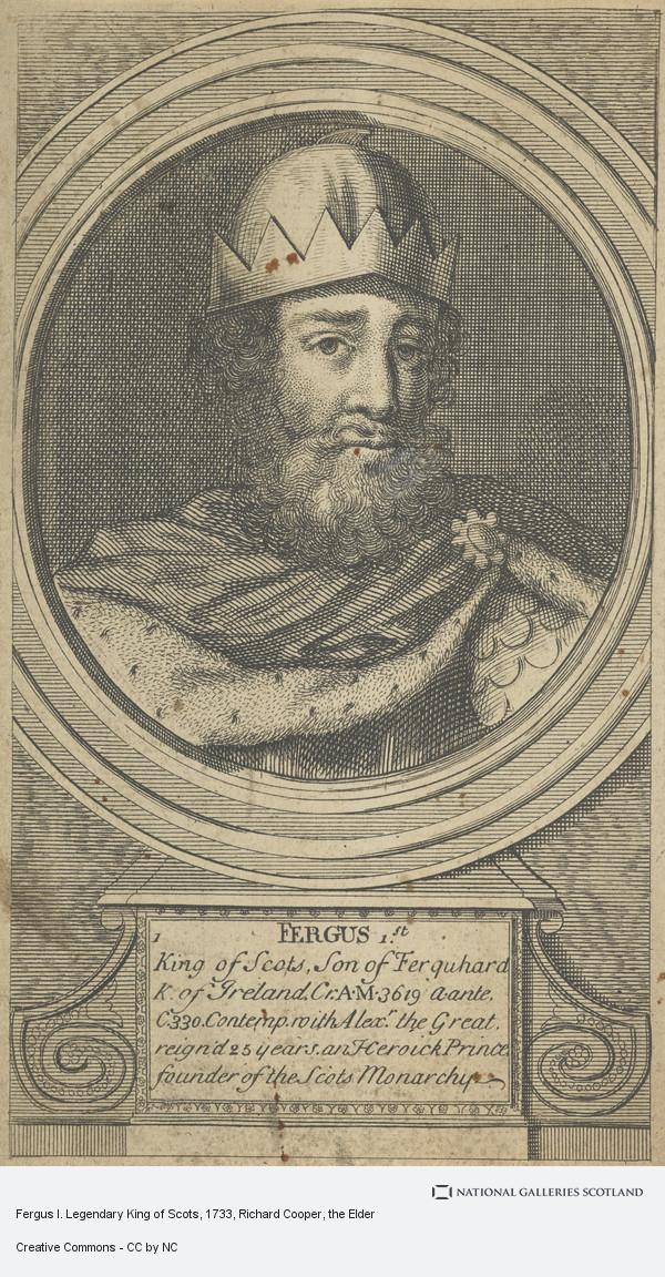 Unknown, Fergus I. King of Scots