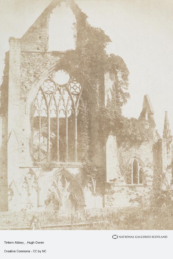 Hugh Owen, Tintern Abbey