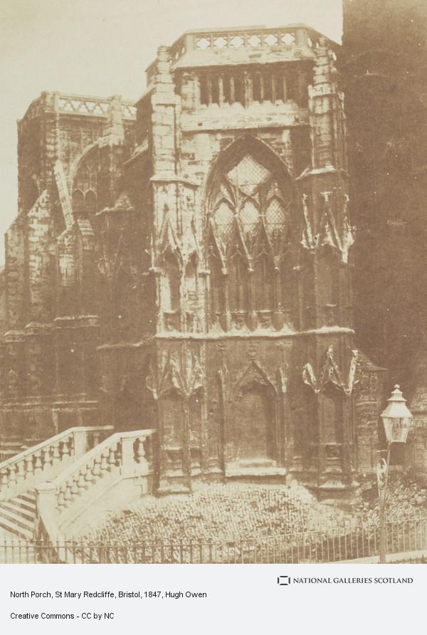 Hugh Owen, North Porch, St Mary Redcliffe, Bristol