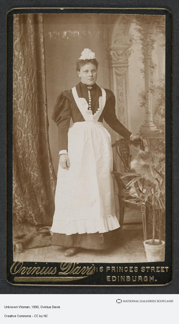Ovinius Davis, Unknown Woman