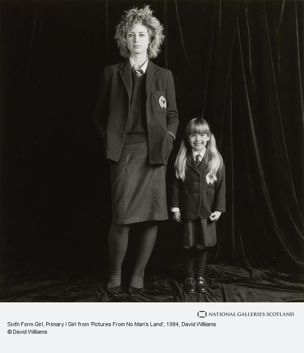 David Williams, Sixth Form Girl, Primary I Girl from 'Pictures From No Man's Land'
