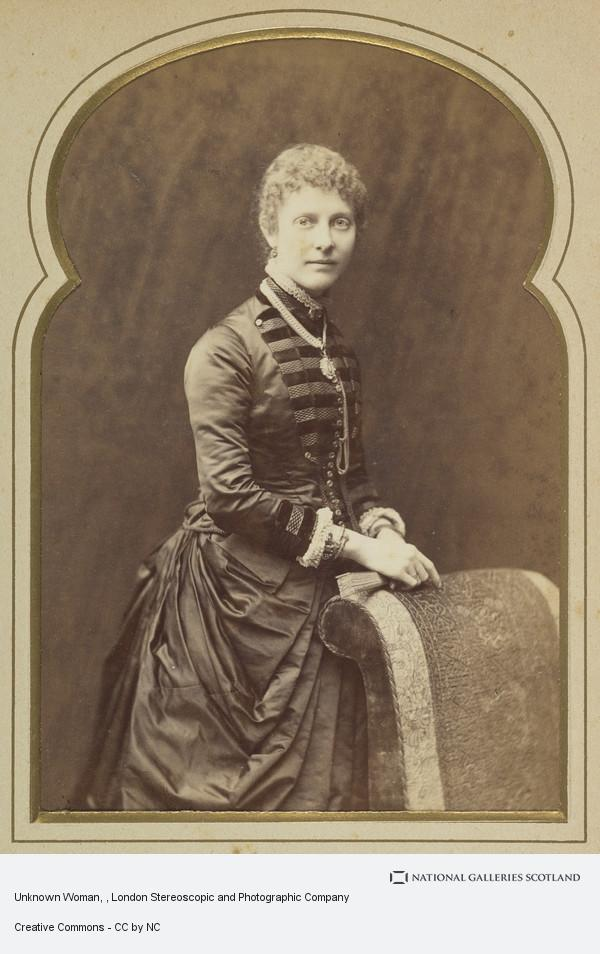 London Stereoscopic and Photographic Company, Unknown Woman