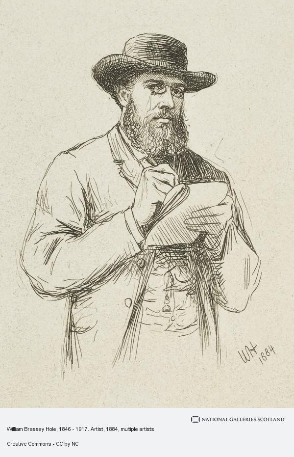 William Brassey Hole, William Brassey Hole, 1846 - 1917. Artist