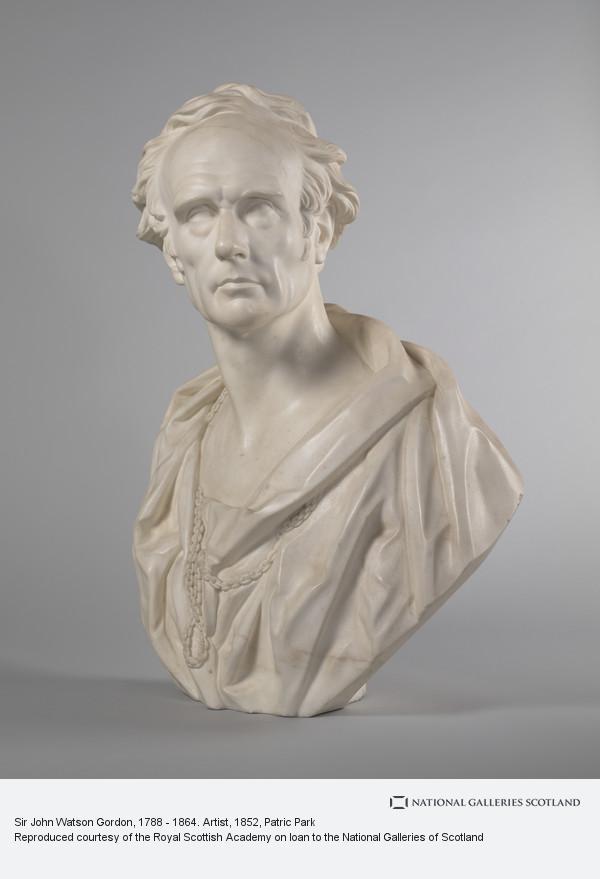 Patric Park, Sir John Watson Gordon, 1788 - 1864. Artist