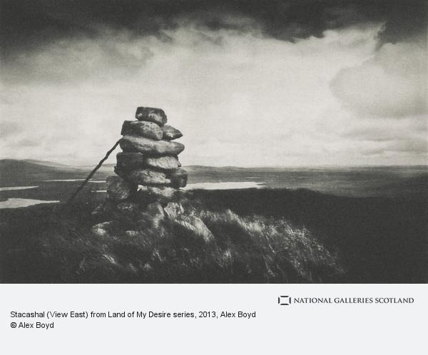 Alex Boyd, Stacashal (View East) from Land of My Desire series