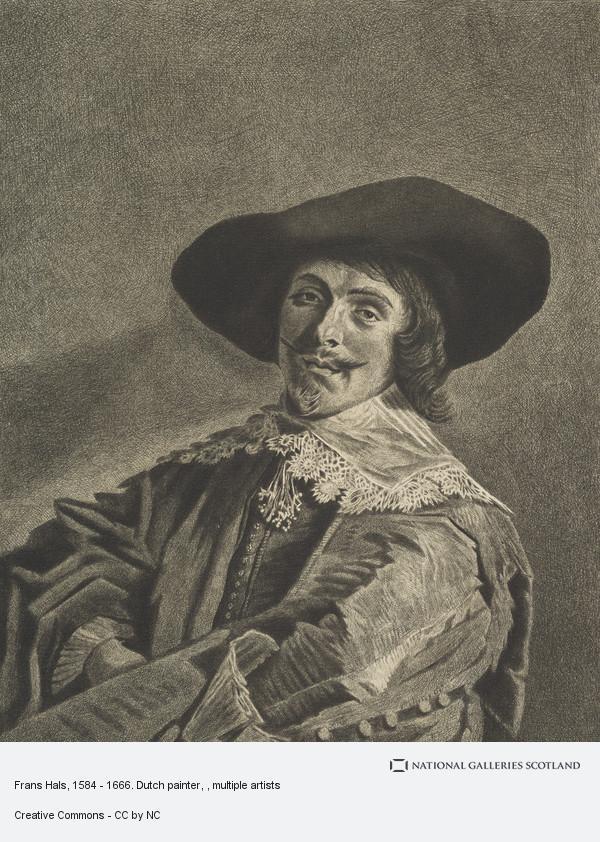 Captain William Baillie, Frans Hals, 1584 - 1666. Dutch painter