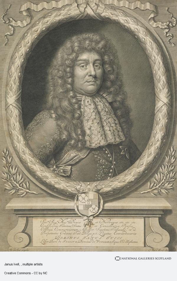 Gerrit Valck, Janus Ivell