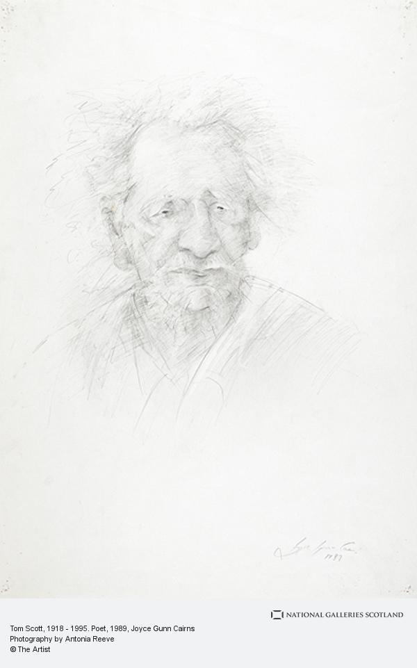 Joyce Gunn Cairns, Tom Scott, 1918 - 1995. Poet